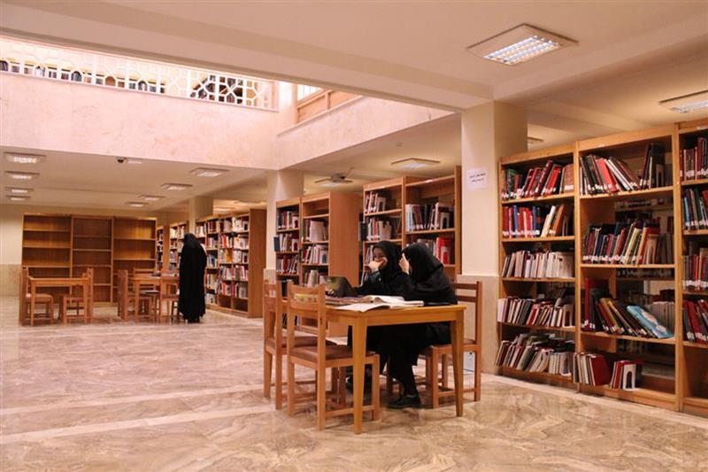 دانشكده معماري و شهرسازي (كتابخانه)